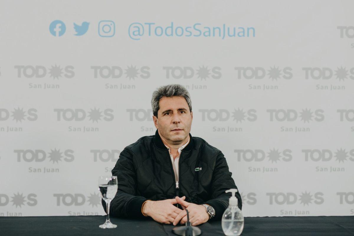 Kulfas a Uñac en videoconferencia: Ver el crecimiento que tuvo San Juan me da orgullo