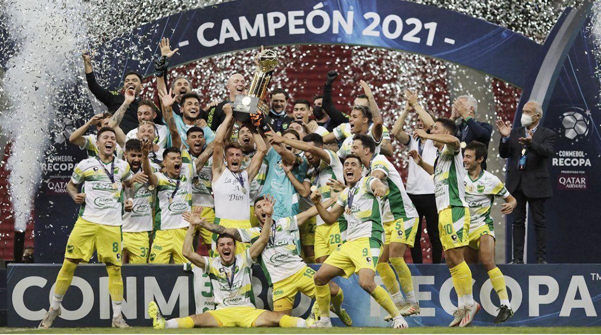 Levain Cup: Defensa y Justicia puede sumar otro título