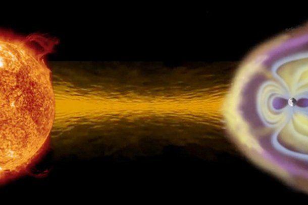 Fueron descubiertos los portales que conectan la tierra con el sol