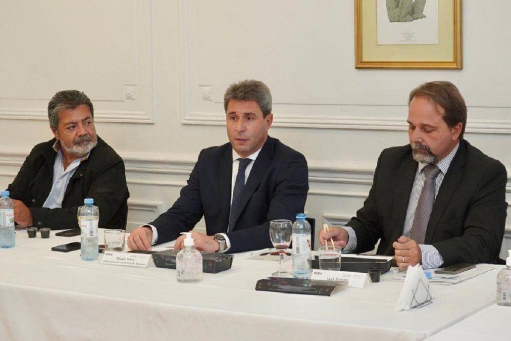 Uñac participó de un importante encuentro organizado por la OEI.