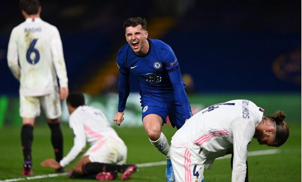 Chelsea eliminó a Real Madrid y habrá final inglesa