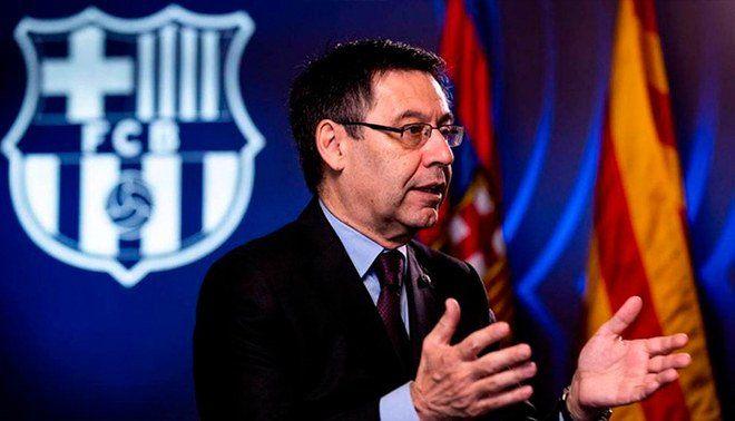 Renunció Bartomeu a la presidencia del Barcelona