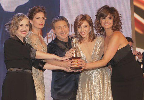 La programación de Canal 8 fue la gran ganadora y se quedó con el Martín Fierro de Oro