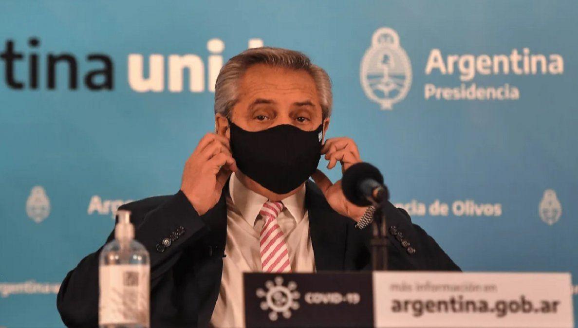 Fernández: Argentina tiene que estar preparar para afrontar lo que viene