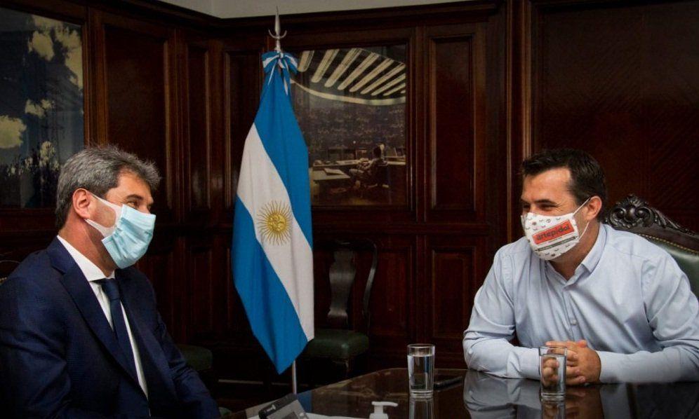 Uñac se reunió con el secretario de Energía y le comentó la realidad del sector en San Juan