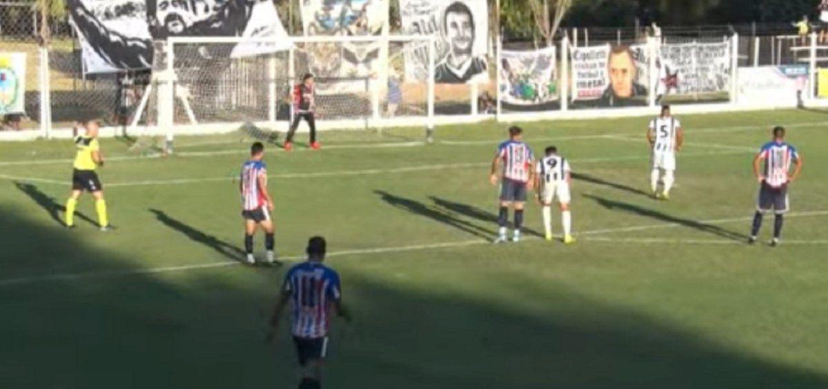 Peñarol perdió 3 a 0 con Cipolletti en su primera salida en el Federal A.
