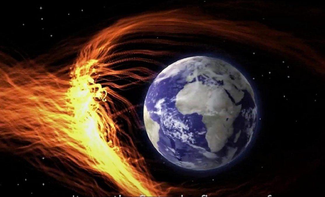 La tecnología ayudó a simular como suena el viento solar