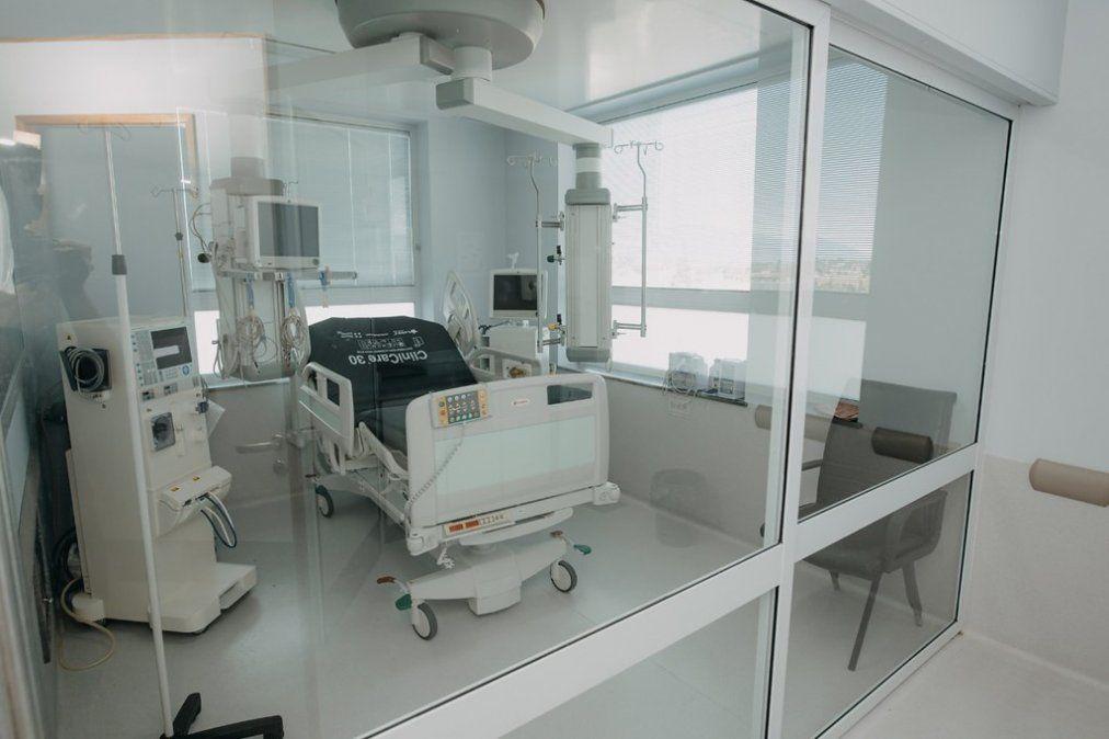 En 24 horas, se mantuvo la cantidad de pacientes con respiradores