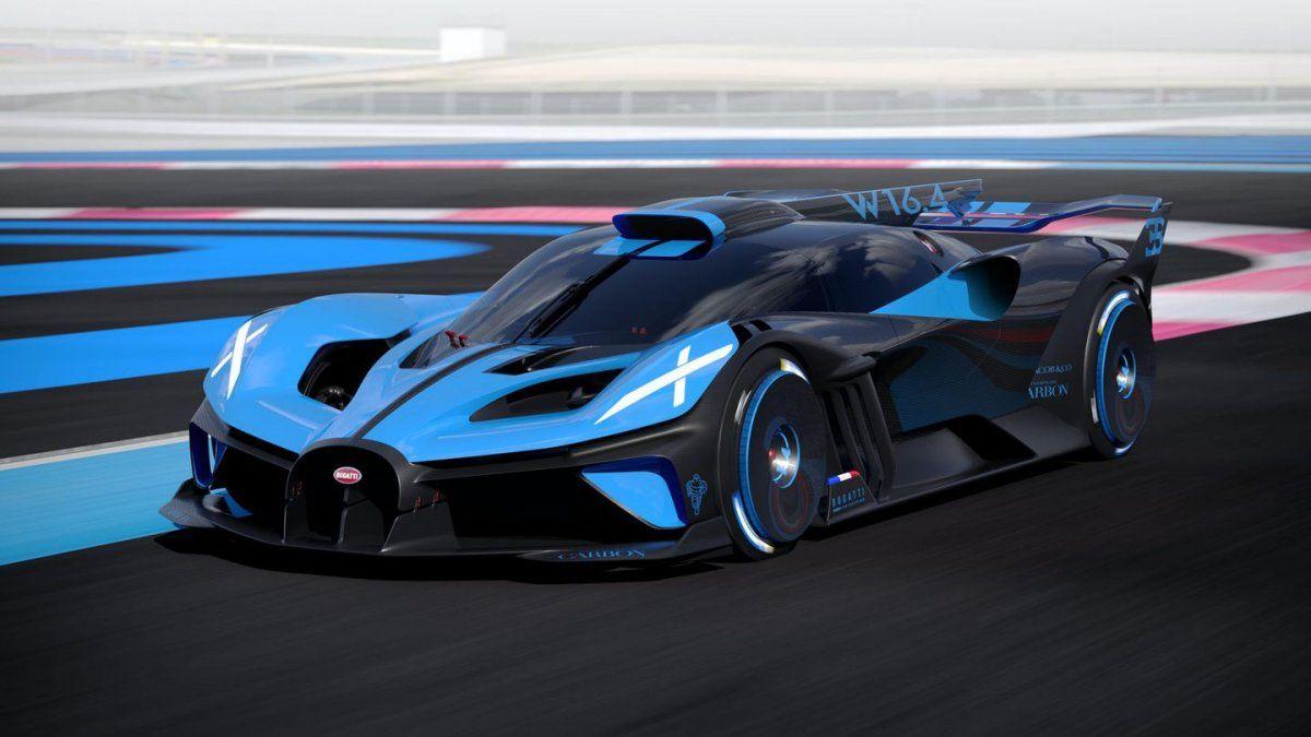 Presentaron un auto deportivo que puede superar los 500 km/h