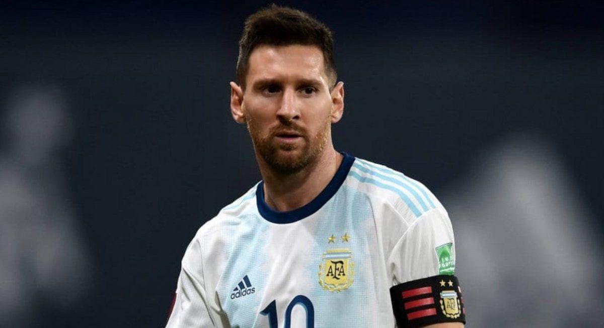 Messi recibirá el Premio Konex del deporte argentino