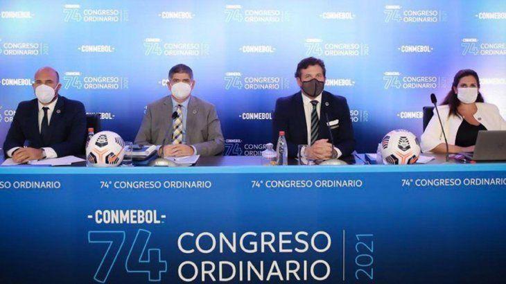 La Conmebol recibirá 50 mil vacunas contra el Covid-19