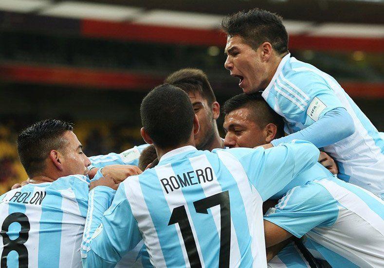 Mundial Sub 20: Argentina intensificó trabajos para enfrentar a Ghana este martes