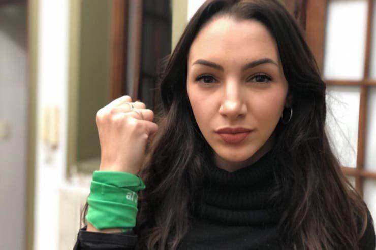 Thelma Fardín.