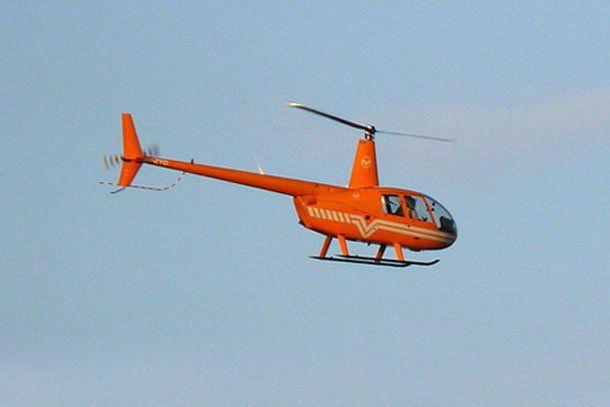 Si el helicóptero de Seguridad Vial cayó al mar será imposible realizar un rastrillaje positivo