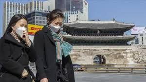 Corea del Sur registra un avance de COVID-19 y empieza a multar por no usar tapabocas