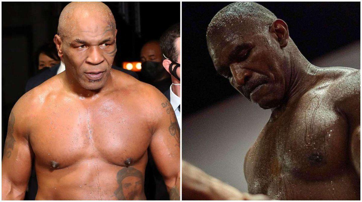 Mike Tyson confirmó la pelea con Evander Holyfield