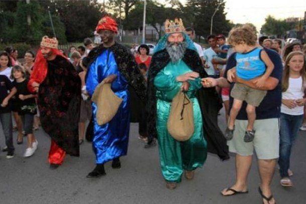 La histórica Fiesta de los Reyes Magos de Paraná espera 20.000 personas