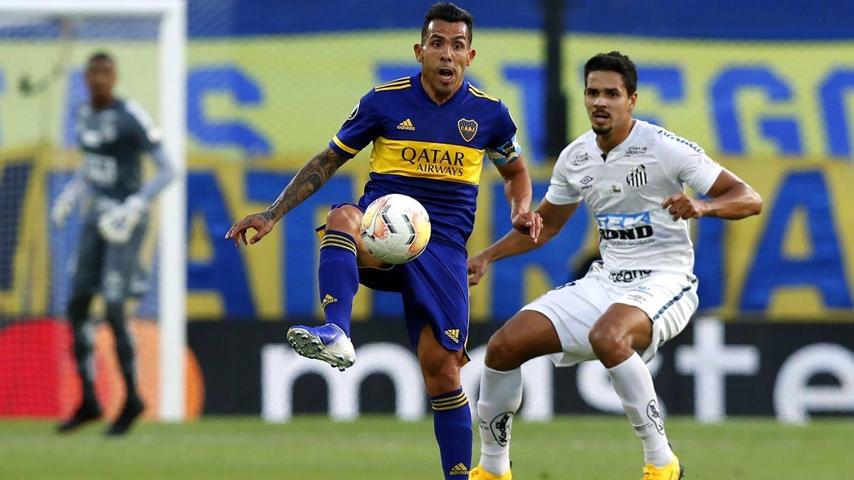 Boca juega en Ecuador y puede dar un paso gigante en la Copa