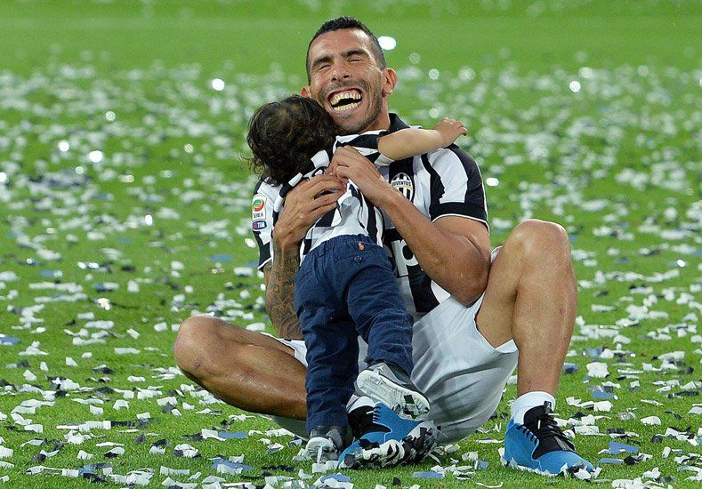 ¿Tevez Colchonero? El Cholo quiere a Carlitos para su Atlético de Madrid