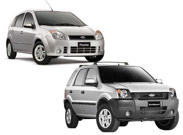Ford llama a revisión a las versiones Fiesta y EcoSport por problemas en las puertas traseras