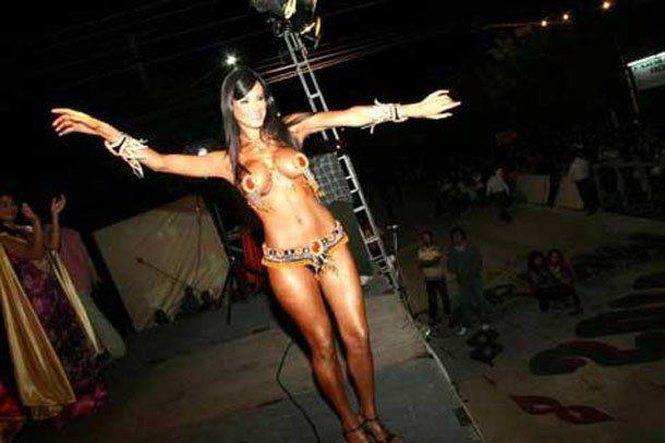 Confirmaron que la vedette Evangelina Carrozo estará presente en el Carnaval de Chimbas