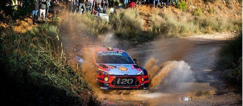 Cancelaron el Rally en Córdoba por la ola de Covid-19