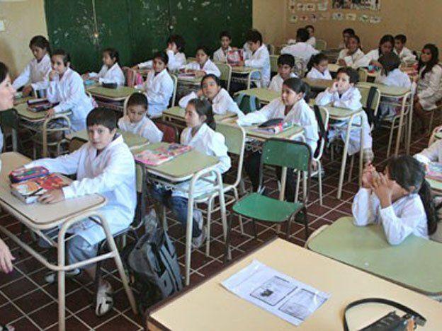 Desde Educación aclaran que en el turno tarde las clases serán normales
