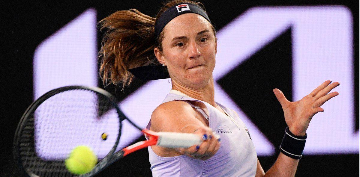 Nadia Podoroska sufrió otra dura derrota en México