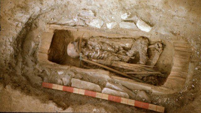 Determinaron quién era la momia de 2.600 años de antigüedad hallada en Siberia