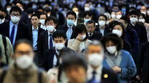 Máxima alarma en Japón por nuevo récord de casos de coronavirus en Tokio y todo el país