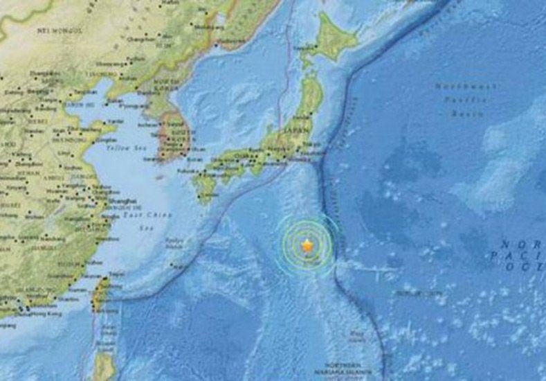 Un terremoto de 8,5 grados golpeó a Japón y aún no hay alerta de Tsunami