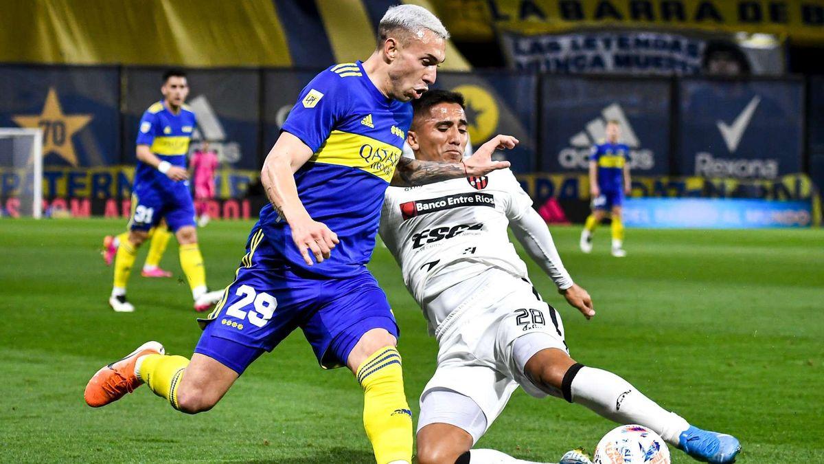 Boca se mide con Patronato por Copa Argentina.