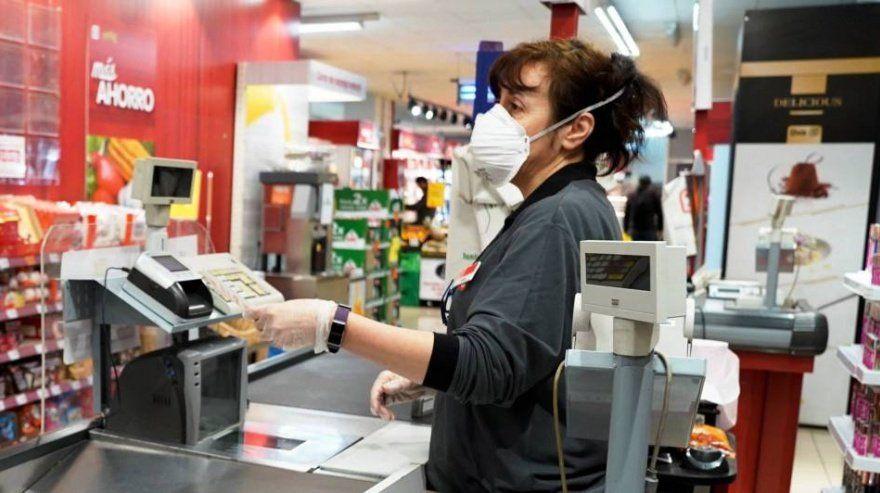 Empleados de supermercados cobrarán bonos de hasta $13.000
