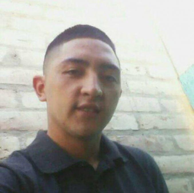 Joven buscado: se trata de Alejandro Ramiro de Torres.