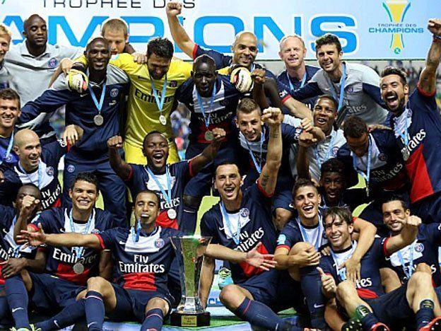 Pastore y Lavezzi se consagraron en la Supercopa de Francia