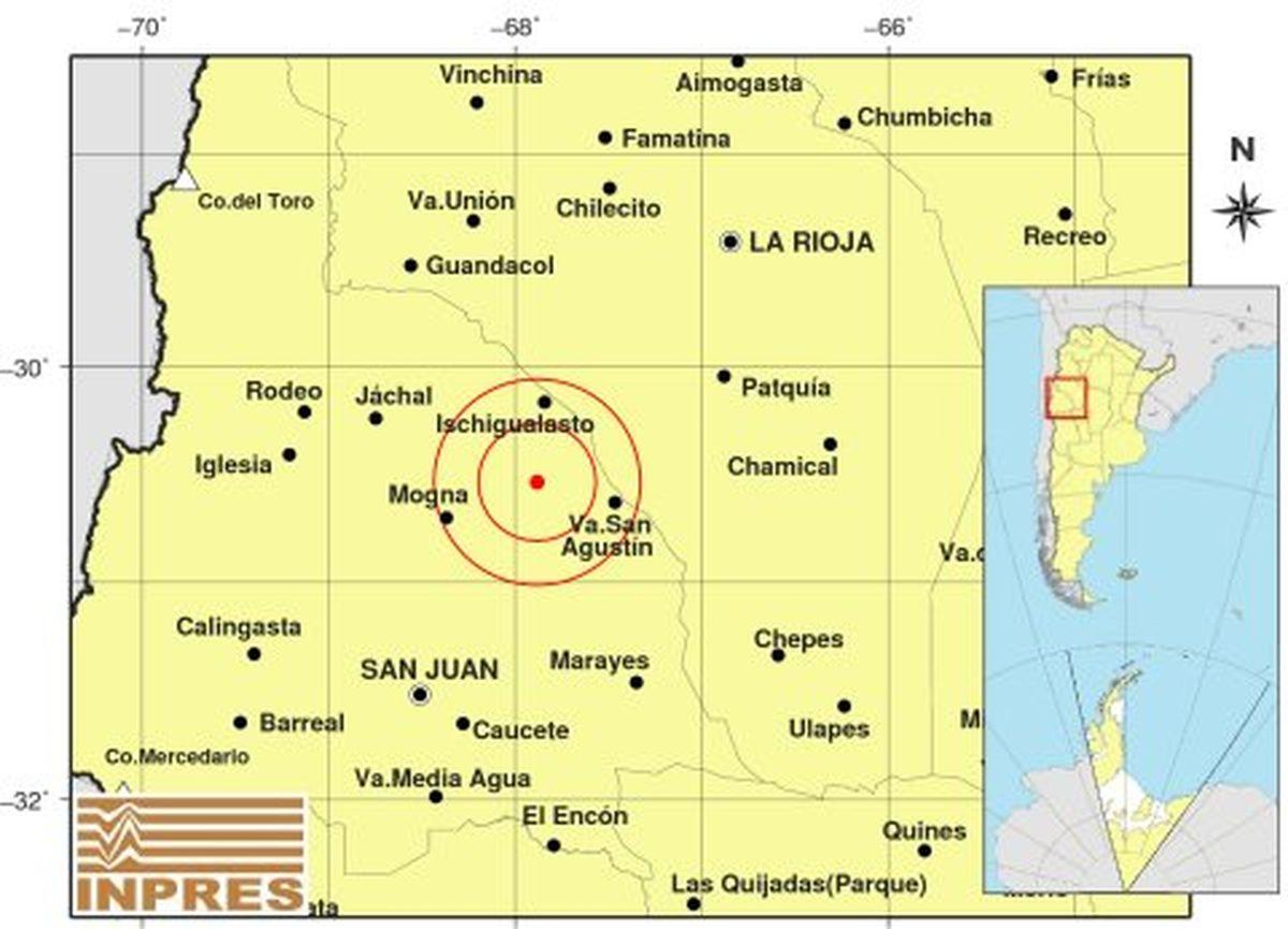 Un fuerte sismo de 5.1 grados despertó los fantasmas de enero