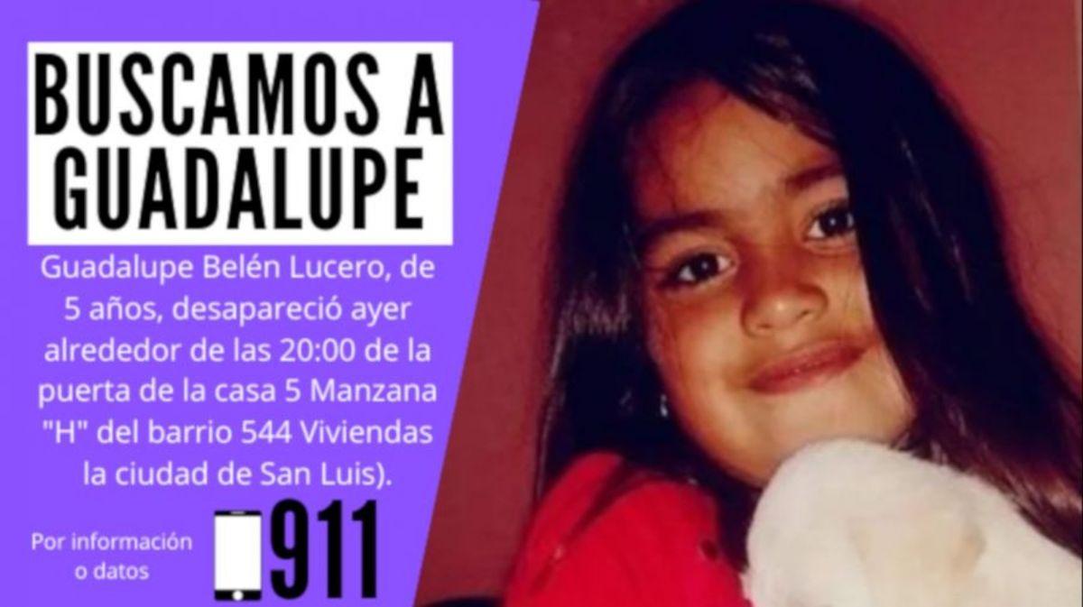 La Policía de San Juan en alerta ante la búsqueda de Guadalupe