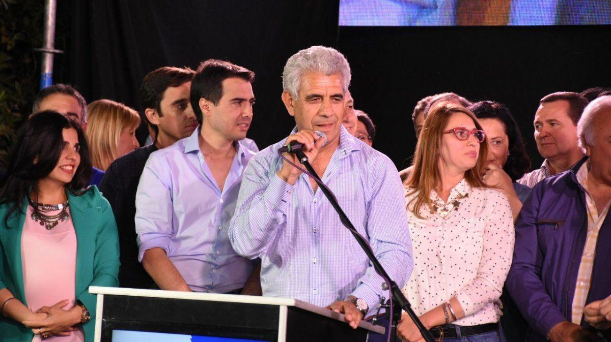 Walberto Allende: Debemos estar juntos para lo que se viene de ahora en adelante