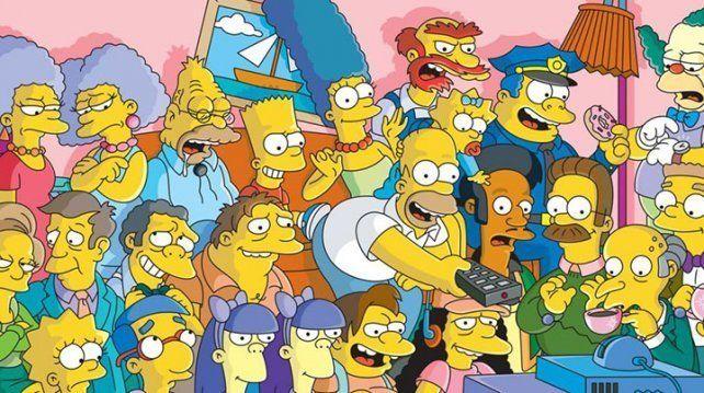 Los Simpson tendrán cambios importantes por la pelea contra el racismo