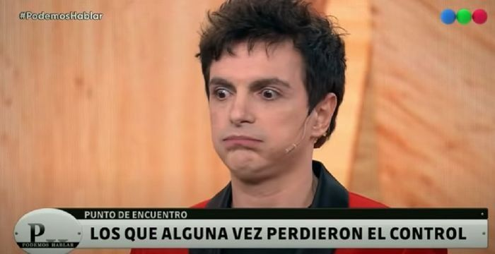 Ale Sergi recordó la tormentosa relación que tuvo con Andrea Rincón