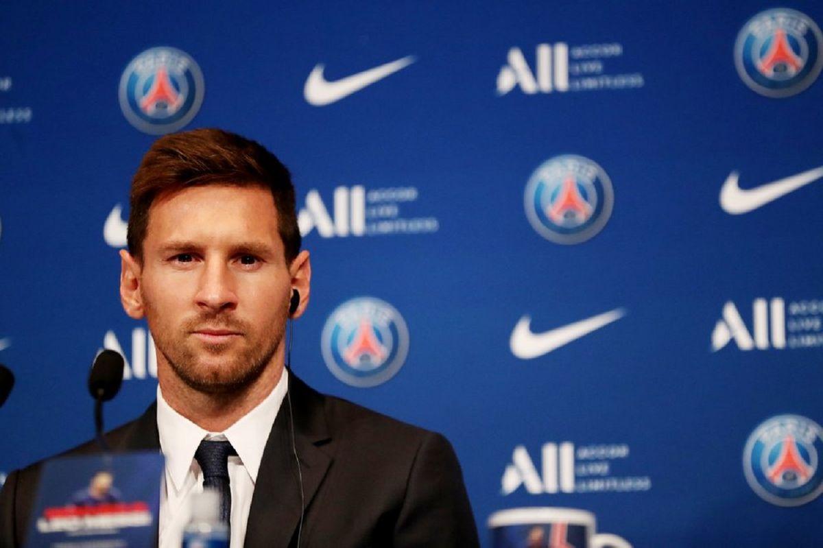 VIVO: seguí los primeros momentos de Messi en PSG