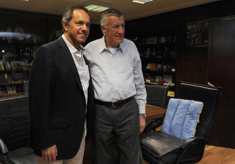 Cobos: Gioja es un zorro viejo y Scioli está pensando en llevarlo como vicepresidente
