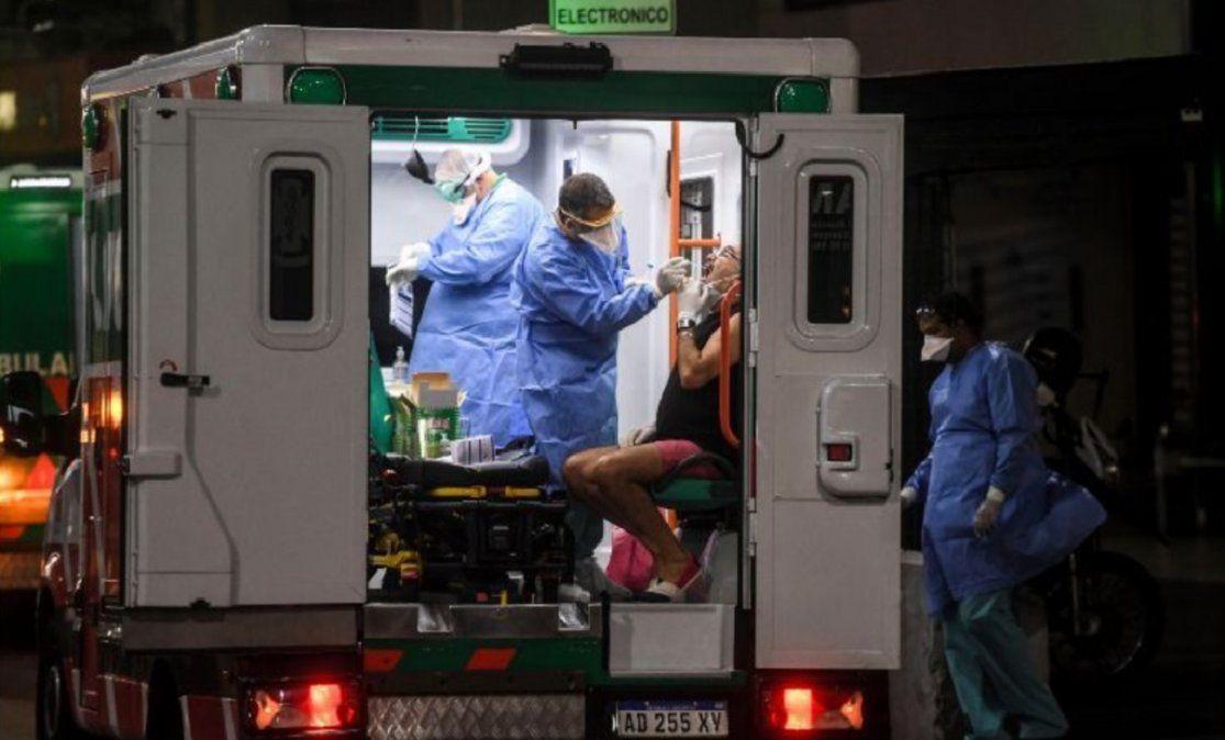 COVID-19 en Argentina: 151 muertes y 11.650 nuevos casos