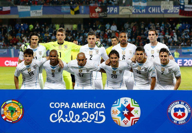 Como en la última final de Copa América, Paraguay se enfrenta a Uruguay