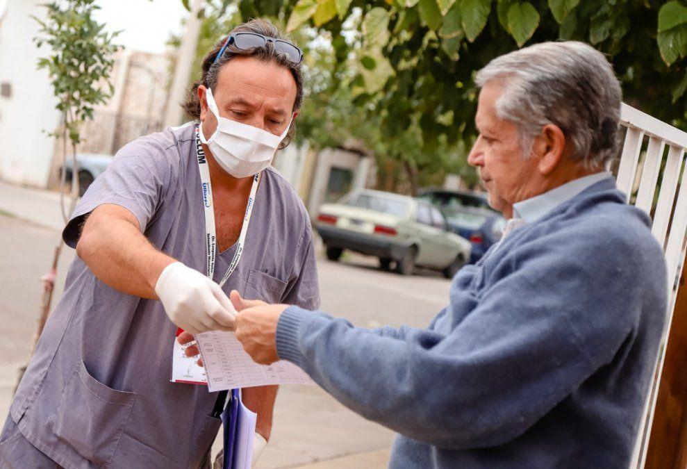 Se reanuda la vacunación antigripal para adultos, embarazadas y niños en Capital