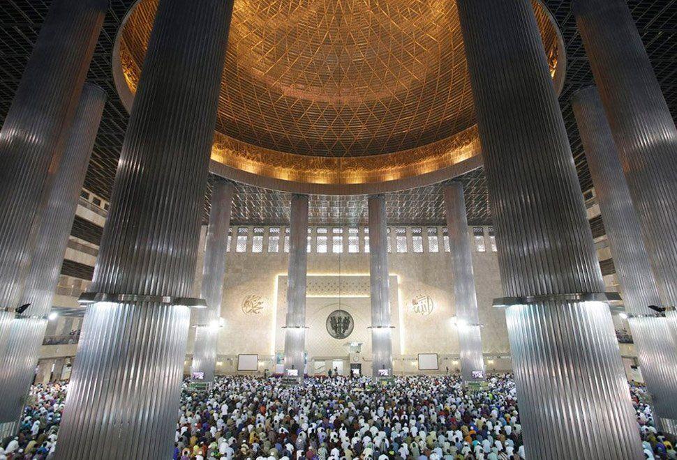 El mes sagrado del Islam en postales