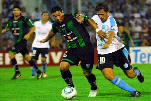 San Martín lo ganaba, pero Belgrano se lo empató en el final