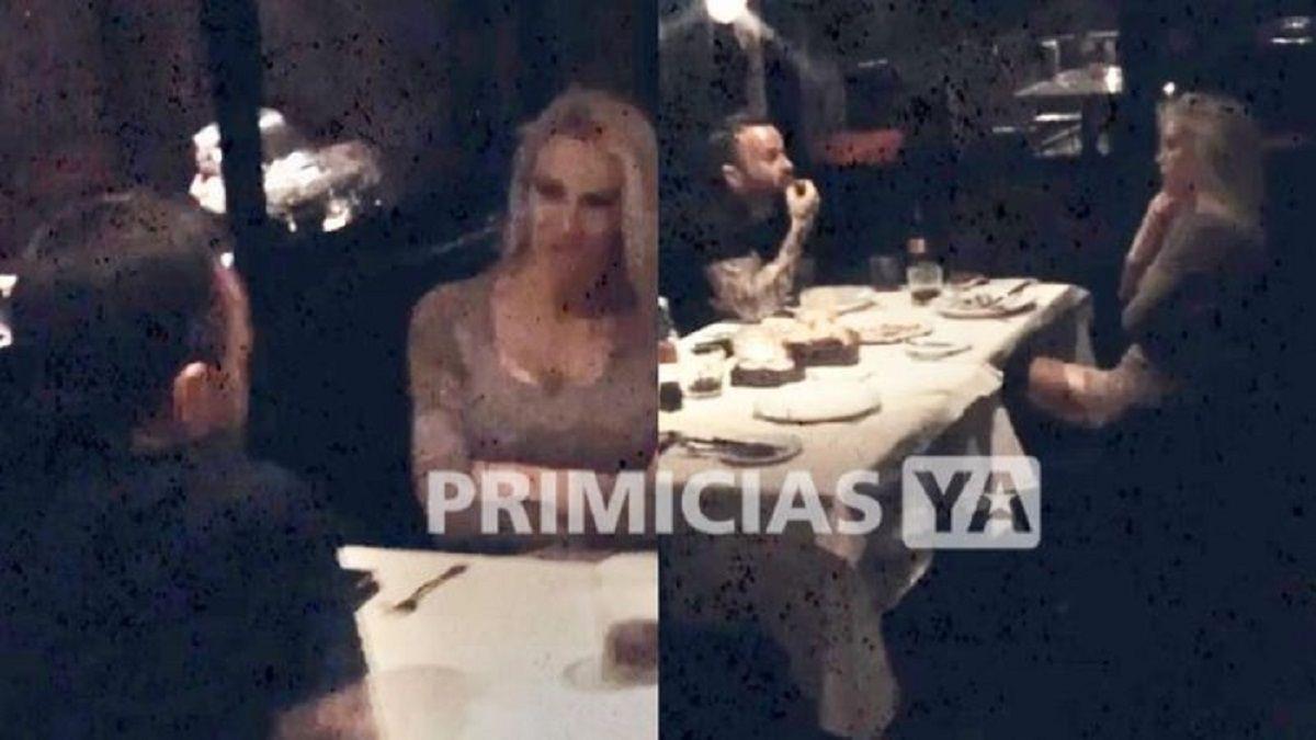 Baclini sabe con quién le fue infiel Luciana Salazar a Martín Redrado