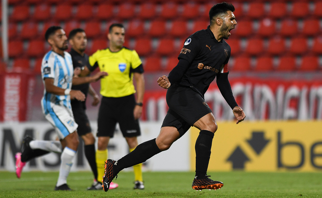 Independiente y Atlético Tucumán definen el pase a octavos de la Sudamericana