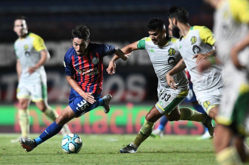 Aldosivi empató sin goles ante San Lorenzo y se quedó afuera
